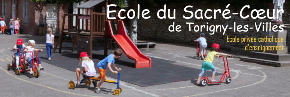 Ecole du Sacré-Coeur de Torigny les Villes